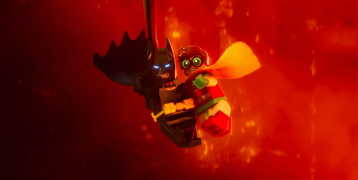 Lego Batman – 2D