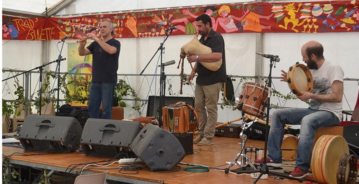 Trio Matta Rouch – Musique des Pyrénées