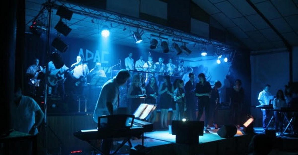 Concert avec le groupe ADAC