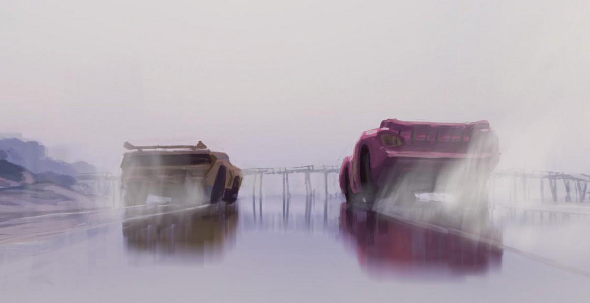 Cars 3 – 3D