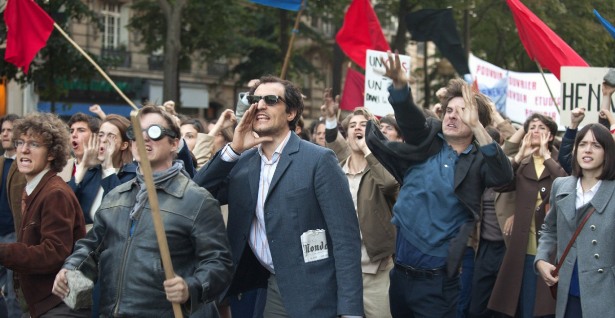 Le redoutable – Sortie nationale