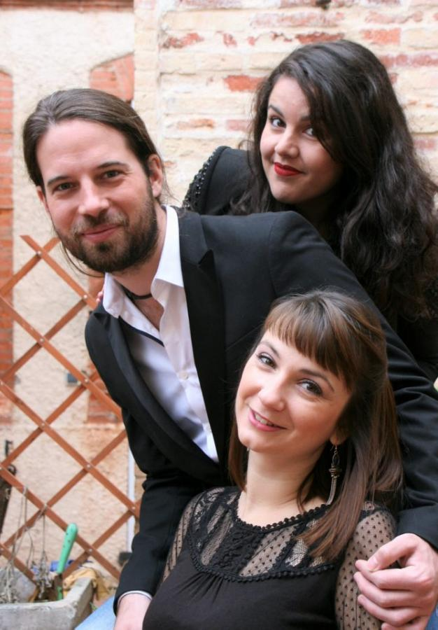 Affiche Trio Cabélia