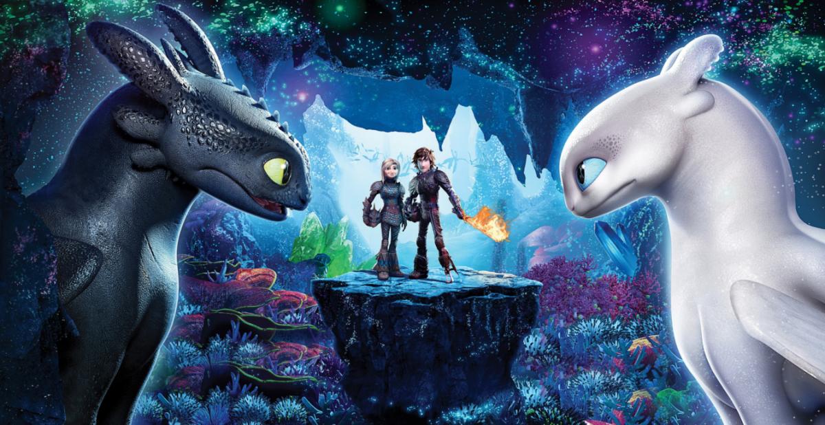 Dragon 3: Le monde caché
