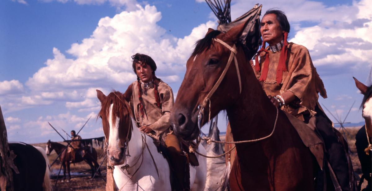 Soirée Western#1 : Navajo Songline & Little Big Man   Films en V.O