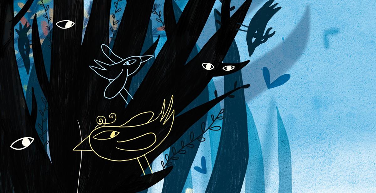 Un mystérieux voyage en forêt   Fabrique des petites utopies