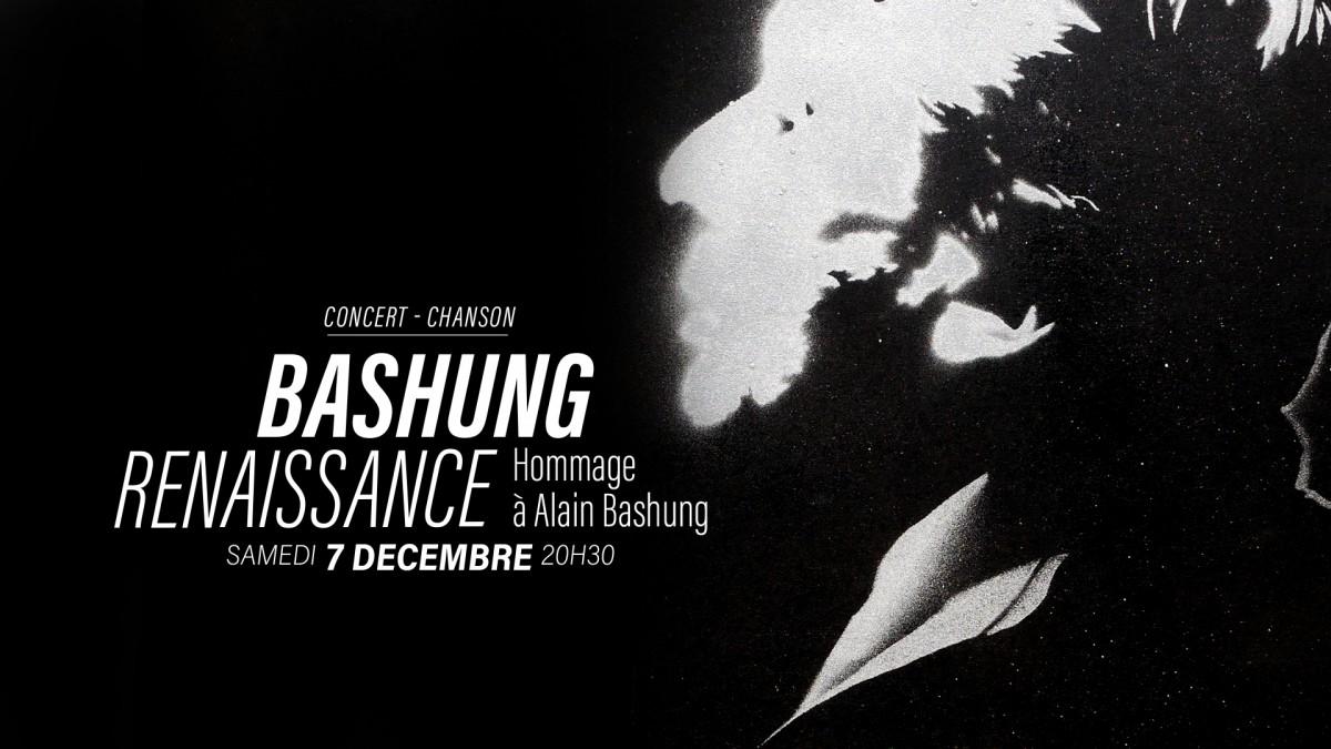 Bashung Renaissance | Hommage